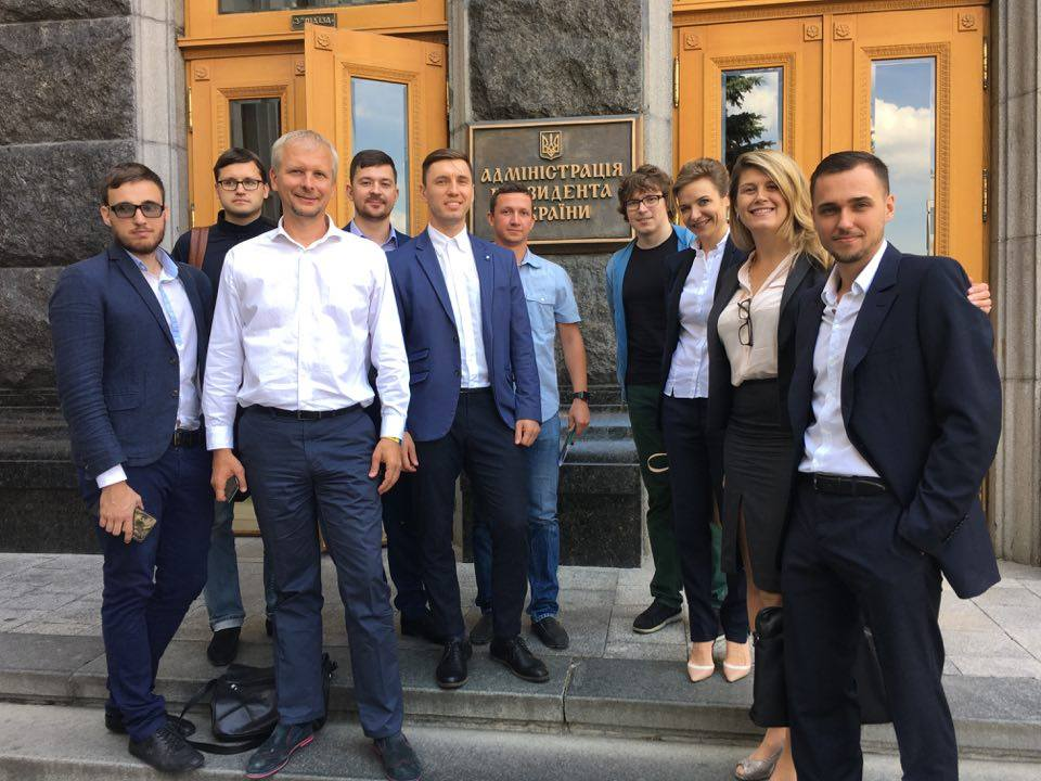 UVCA members had the meeting with the president of Ukraine to discuss the development of venture capital and startup ecosystems in Ukraine