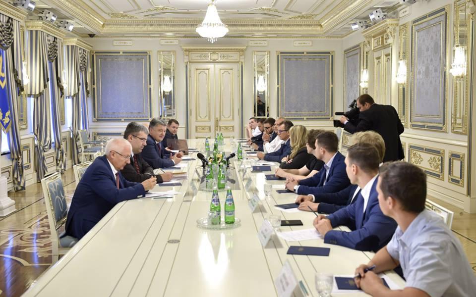 Встреча инвесторов с президентом. Год спустя