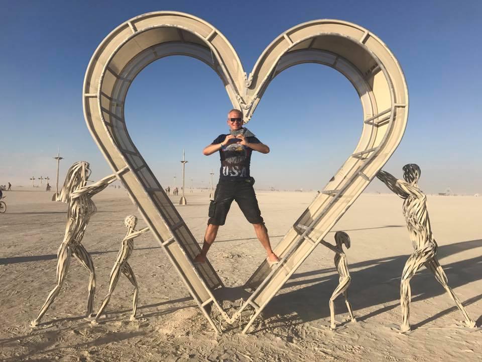 Burning Man для чайников